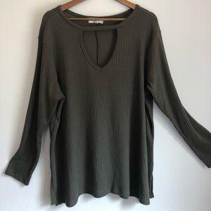 "Super Comfy Long Sleeve ""Sweater"""